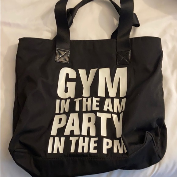 Juicy Couture gym bag